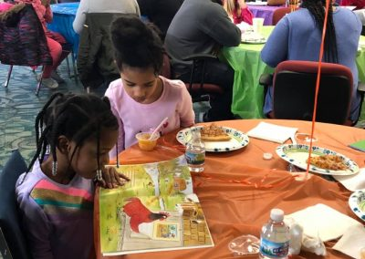 March is Reading Month 2019 Event